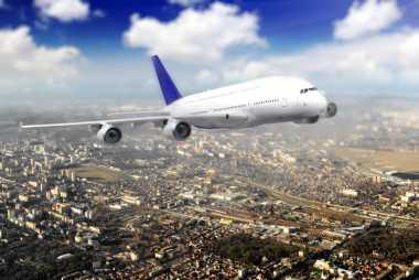 Ini Rasanya Pesawat Terbang di atas Ketinggian 10.000 MDPL