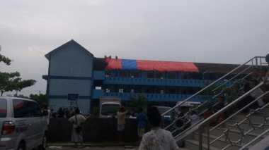 Aduh! Pesantren di Yogyakarta Porak-Poranda Dihantam Puting Beliung