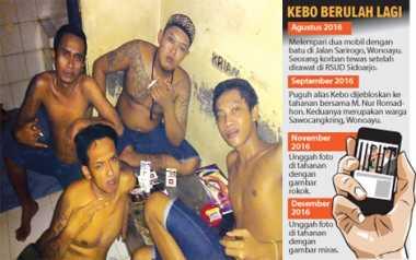 Kapolres Sidoarjo Benarkan Tahanannya Pegang Botol Miras, Tapi..