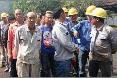 Imigrasi Bandung Deportasi 108 Tenaga Kerja Asing