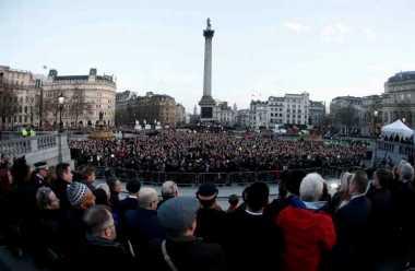 Serangan Teror di London, Ribuan Orang Nyalakan Lilin Tanda Berkabung