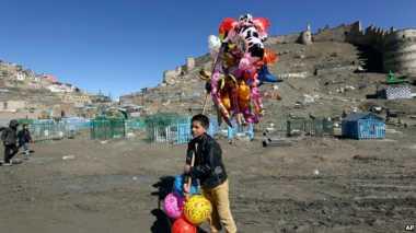 1.000 Anak Afghanistan Drop Out dari Sekolah Setiap Hari