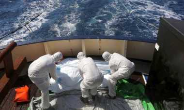 Kapal Imigran Tenggelam di Turki, 11 Tewas