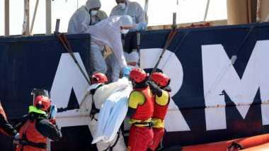 Ratusan Migran Tak Selamat dari Ganasnya Laut Mediterania