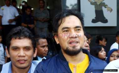 Pedangdut Saipul Jamil Kembali Diperiksa KPK Terkait Kasus Suap