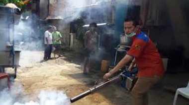 Gelar Fogging, Rescue Perindo Selamatkan 250 KK di Jakut dari DBD