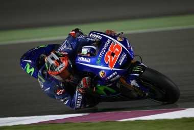 Vinales Jadikan Status Favorit Juara Dunia MotoGP 2017 sebagai Motivasi