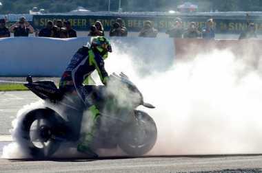 Jelang GP Qatar 2017, Valentino Rossi Berharap Cuaca Tak Memburuk
