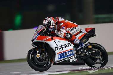 Dovizioso Tengah Bersemangat Jelang Seri Perdana MotoGP 2017