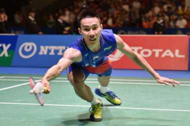 Fokus ke Malaysia Open, Lee Chong Wei Mundur dari India Open 2017