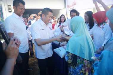 Sambut HUT Pekalongan, Perindo Siap Gelar Bazar Sembako Murah Serba Rp25 Ribu
