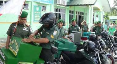 Motor-Motor Modifikasi ala Personel TNI