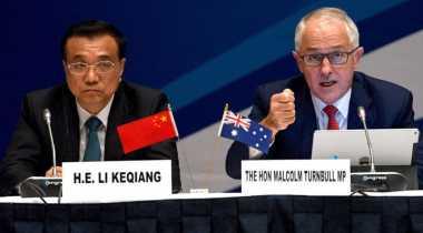 PM Turnbul: Australia Tidak Perlu Memilih Antara AS atau China