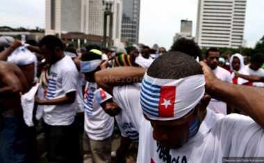 TOP NEWS (1): 155 Anggota OPM Puncak Jaya Turun Gunung Ucap Ikrar Setia ke NKRI