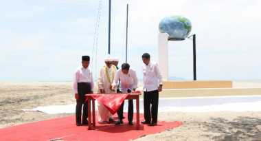 TOP NEWS (10): Presiden Jokowi Resmikan Tugu Titik Nol Islam Nusantara