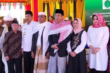 Jokowi: Suku Batak Harus Perkuat Ajaran Dalihan Natolu