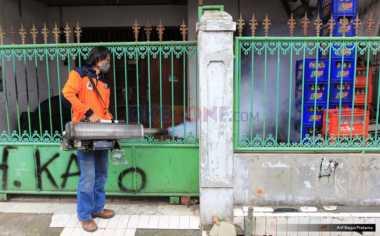 Hari Ini, Perindo Gelar Fogging di Tiga Tempat di Jakarta
