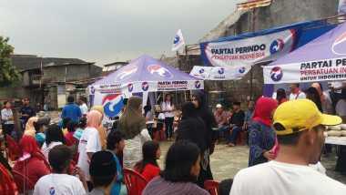 Bazar Murah Kartini Perindo Disambut Antusias Masyarakat