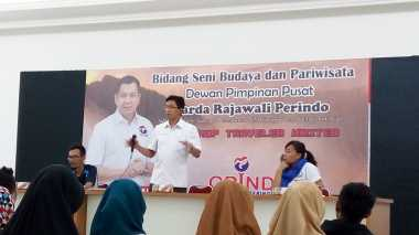 Gelar Workshop Traveler Writer, Grind Perindo Ingin Lahirkan Penulis Andal