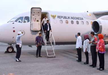 Jokowi Kagumi Keharmonisan Adat Tapanuli Selatan