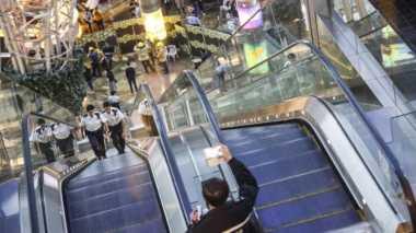 VIDEO: Eskalator Bergerak Terbalik Sebabkan 17 Orang Luka-Luka