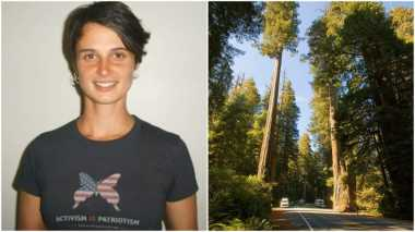 KISAH: Cegah Penebangan, Julia Tinggal di Atas Pohon Super-Tua Selama 738 Hari