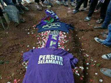 Usut Kematian Suporter Persita Tangerang, Polisi Periksa 11 Saksi