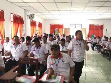 Ini Nih Target Partai Perindo di Toba Samosir