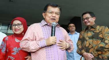 Blusukan, JK Pantau Pembenahan Tiga Lokasi Asian Games 2018