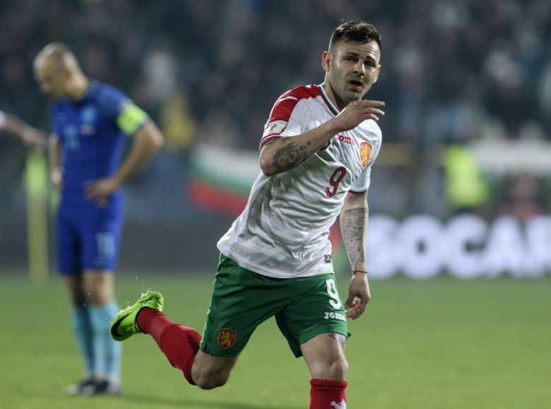 Bulgaria Permalukan Belanda 2-0 di Sofia