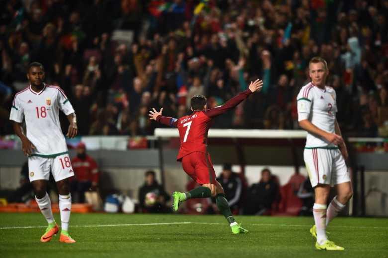 Brace Cristiano Ronaldo Bawa Portugal Atasi Hungaria