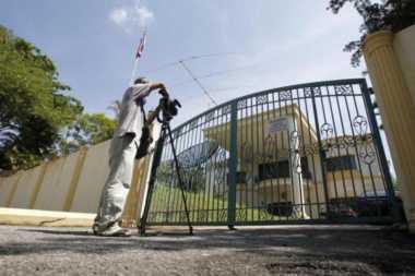 Selidiki Kasus Kim Jong-nam, Polisi Malaysia Masuki Kedubes Korut
