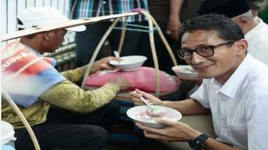Sandiaga Uno: Kuliner Betawi Harus Makin Dikenal Luas