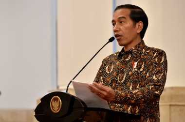 Jokowi Dijadwalkan Terima Ikatan Hakim Usai Buka Rakernas HIPMI