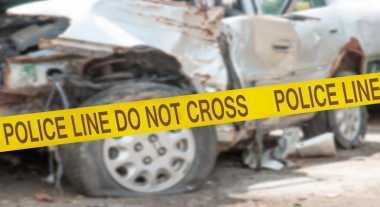 Innalillahi.... Kecelakaan Beruntun di Puncak Bogor Renggut Nyawa Pejalan Kaki