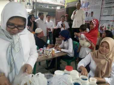 TOP NEWS (7): Ingin Warga Jakarta Kuat, Relawan Anies-Sandi Gelar Pengobatan Gratis