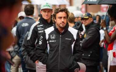 Gagal Finish di GP Australia, Alonso: Ini Merupakan Balapan Terbaik Saya!