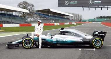 Gagal Ungguli Ferrari, Hamilton: Mercedes Harus Tingkatkan Kualitas Ban