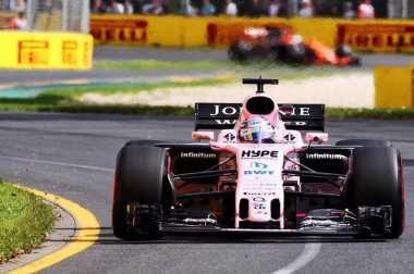 Finis di Urutan 7 GP Australia 2017, Perez: Ini Sudah Paling Maksimal Loh!
