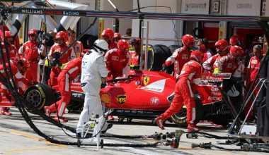 Finis di Luar Podium pada GP Australia 2017, Kimi Raikkonen Bete