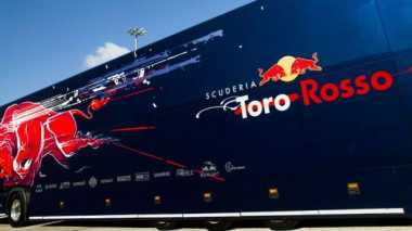 Usai GP Melbourne, Toro Rosso Makin Percaya Diri