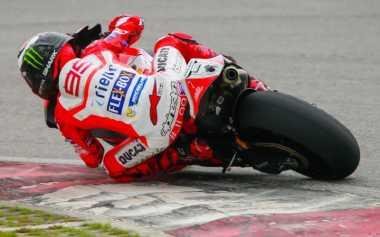 Duduki Posisi 11 di GP Qatar, Lorenzo: Itu Hasil Terbaik Saya