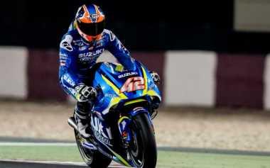 Jalani Debut Perdana di MotoGP, Rins: Ini Balapan yang Luar Biasa!
