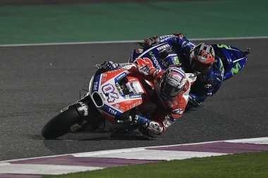 Berani Bertaruh, Dovizioso Finis di Bawah Vinales pada Seri Perdana MotoGP 2017
