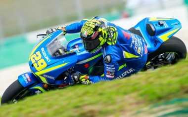Akui Kecewakan Tim karena Terjatuh, Iannone Harap Bisa Perbaiki di Seri Selanjutnya