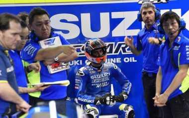 Finis di Urutan Sembilan, Manajer Teknis Suzuki Puji Penampilan Rins