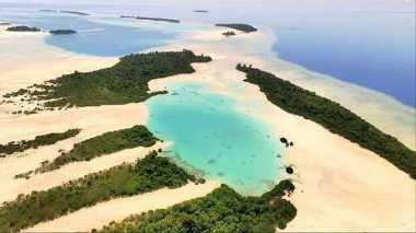 "Pulau Widi, ""Surga Dunia"" di Timur Indonesia"