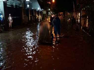 Alamak.. Banjir Kembali Kepung Mojokerto, 12 Desa dan 3 Kelurahan Terendam