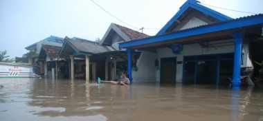 Belum Surut, Banjir di Mojokerto Masih Rendam 10 Desa dan 2 Kelurahan