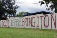 """Australia Bersiap Menghadapi Kedatangan Badai Monster """"Debbie"""""""